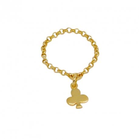 Anillo cadena Mini Pabery